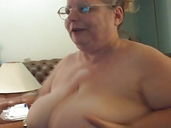 showing off cam show