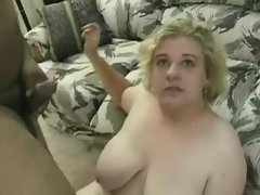 Blazing black bbw gets penetrated